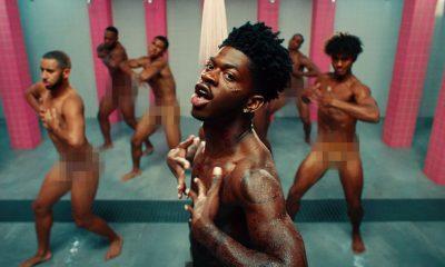 Lil Nas X's New Video Has N*ked Men Twerking In Jail