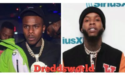 DaBaby Dragged On Twitter For Bringing Out Tory Lanez At Rolling Loud