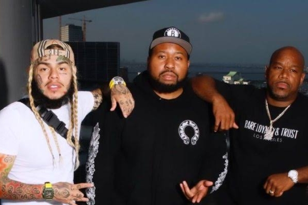 Clips From 6ix9ine & Wack 100's Face-To-Face Interview
