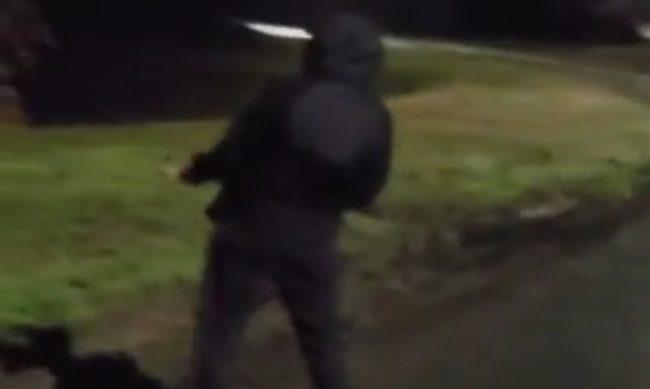 Jacksonville Rapper Posts Video On Instagram Spraying At Opps With Machine Gun