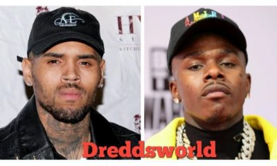 Chris Brown Shares His Thoughts On DaBaby Controversy