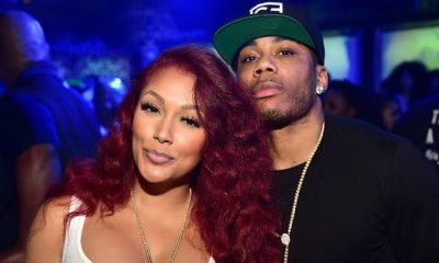 Shantel Jackson Confirms Split From Nelly, Saying They're Just Friends