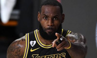 Twitter Reacts To Viral Video Of LeBron James Pushing A Fan At An Usher Concert