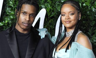Rihanna Reveals How She Stays Happy In Her Relationship With A$AP Rocky