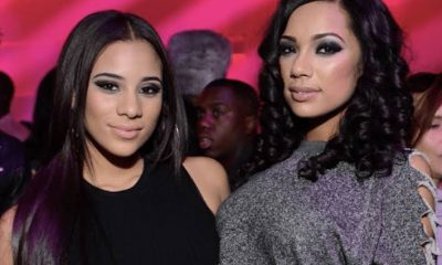 Cyn Santana Says It's Weird Erica Mena Has Been Harassing Her Through A Fake Hate Page