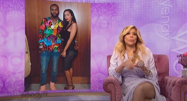 Wendy Williams Reacts To Safaree Requesting $50K From Erica Mena For Damaged Property