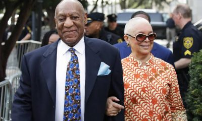 Bill Cosby's Wife Spotted Not Wearing Ring, Allegedly Going To Divorce Him