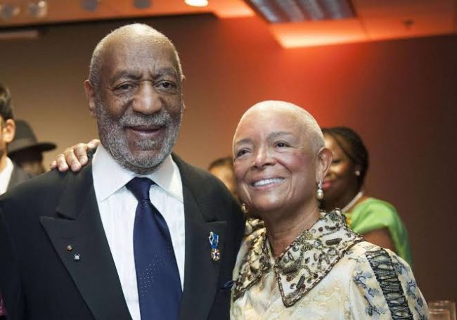Camille Cosby Denies She's Divorcing Bill Cosby