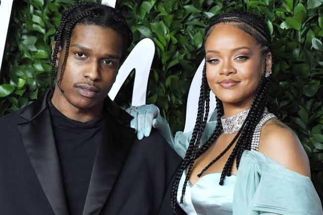 A$AP Rocky Threatens To Fight Paparazzi Over Unflattering Pics Of Rihanna