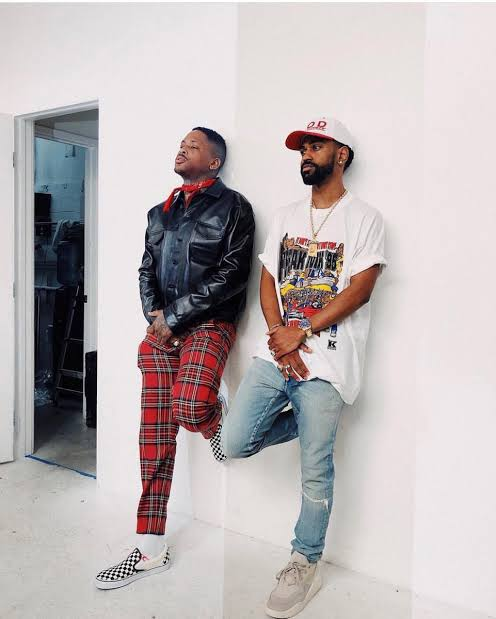 Big Sean And YG Do Not Believe The 1969 Moon Landing