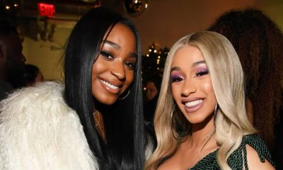 Cardi B & Normani Respond To Critics Saying 'Wild Side' Should've Been A Solo Song