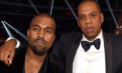 Kanye West Previews Jay Z's Verse On DONDA Last Night