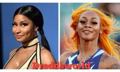 Nicki Minaj Disses Sha'Carri Richardson On Her Instagram Story