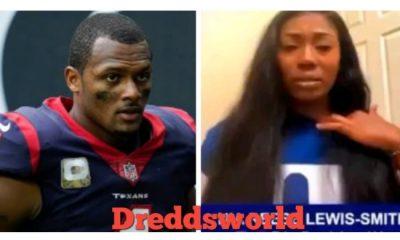 Massuese Claims NFL Star Deshawn Watkins Told Her 'Go Inside My B**ty'