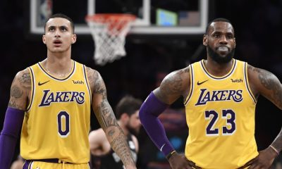 Kyle Kuzma Praises LeBron James'Personality