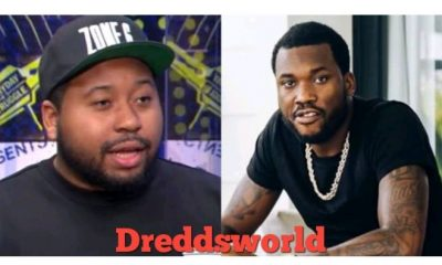 Akademiks Threatens Meek Mill's Son On Live: 'I Know Where Your Son Lives'