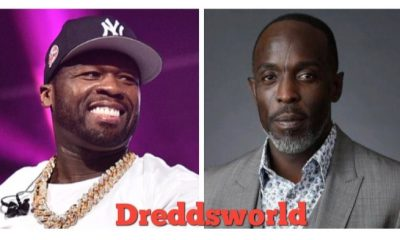 50 Cent Receives Criticism For Insensitive Post & Delete Tribute To Michael K. Williams