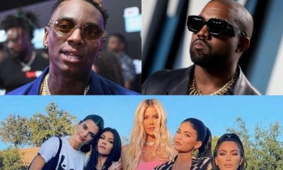 Soulja Boy Demands Kanye Apologize To Him Over DONDA Album Drama Or Hook Him Up With One Of The Kardashians