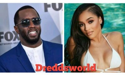 Diddy Spotted Making Out On A Yacht With Bow Wow & Future's Baby Mama, Joie Chavis