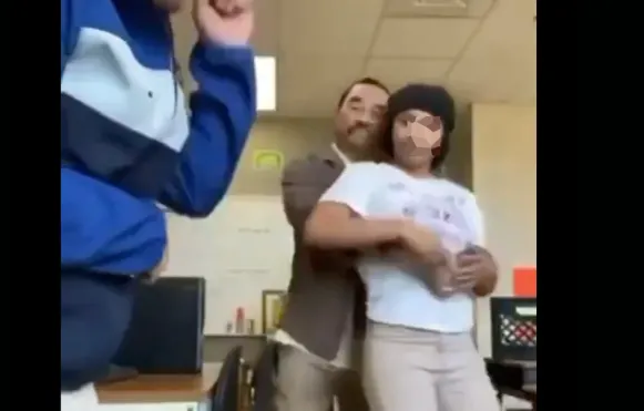 Teacher Caught 'Inappropriately' Dancing With 14 Year Old Girl On TikTok