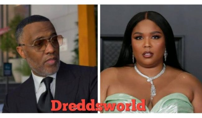 Kevin Samuels Drags Lizzo & Nike Over Fake Ad He Believed Was Real