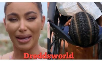 """Kim Kardashian Says She Is """"Not OK"""" After Her Son Saint Breaks His Arm"""