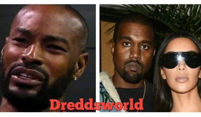 Tyson Beckford Says He Smashed Kim Kardashian While Addressing Her Gay Claims