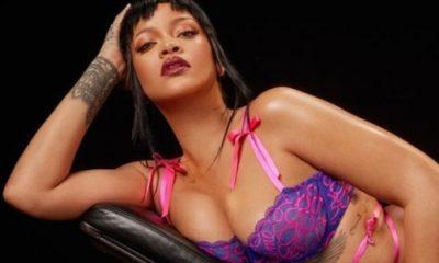 Rihanna Shows Her Baby Bump In Dazed Magazine Maternity Photoshoot