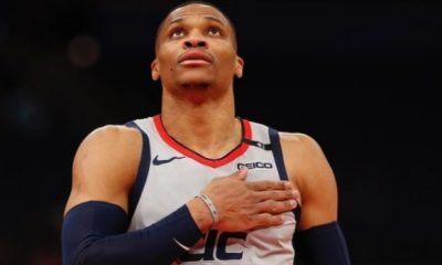 NBA Star Russell Westbrook Wears A DRESS To Fashion Show