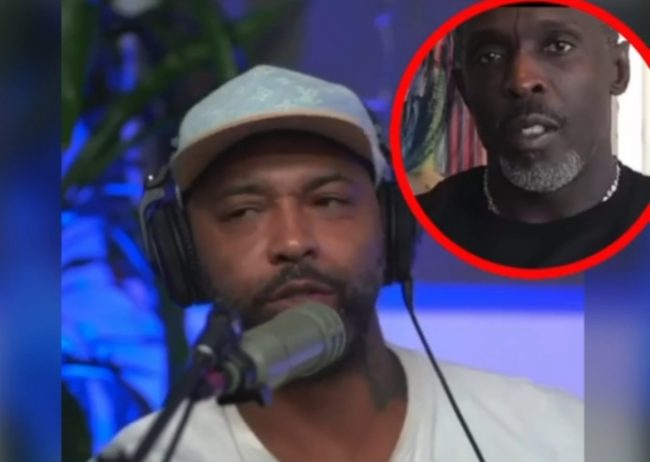 Joe Budden Cries While Reflecting On The Loss Of His Friend Michael K. Williams