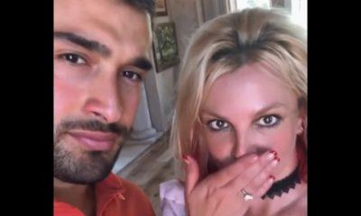 Pop Singer Britney Spears Gets Engaged To Longtime Boyfriend Sam Asghari
