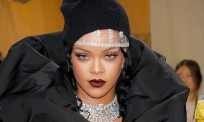 Rihanna Spotted Out With Growing Baby Bump