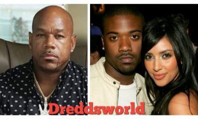 Wack 100 Reveals New Ray J & Kim Kardashian S*xtape Has 'Disgusting' S*x Scene