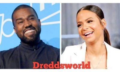 Kanye West Allegedly Once Boasted About Hooking Up With Christina Milian