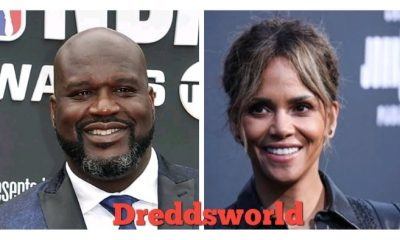 Shaquille O'Neal Says He Was Stunned By Halle Berry's Beauty At The Free Throw Line