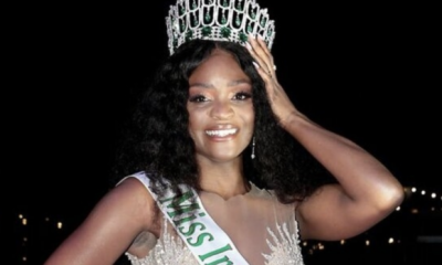 Pemela Uba Becomes The Black Woman To Be Crowned Miss Ireland Since 1947