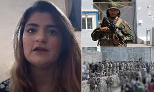 A Pregnant American Woman Abandoned In Afghanistan Says Taliban Is Collecting Passports From Door To Door
