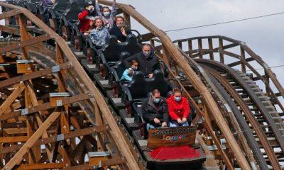 Paraplegic Man Sues Amusement Park After Being Injured On Rollercoaster