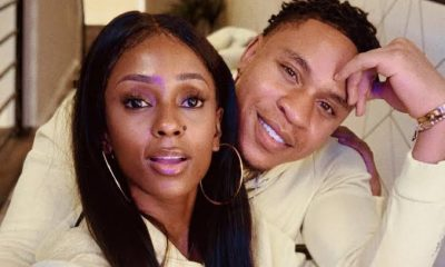Power Actor Rotimi Expecting First Child with Fiancée Vanessa Mdee