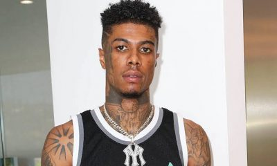 Bouncer Gets Jumped By Blueface & His Crew In Leaked Video