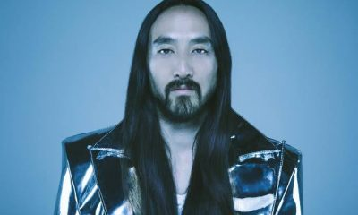 Steve Aoki Says He Wants To Be Frozen With His Family When He Dies