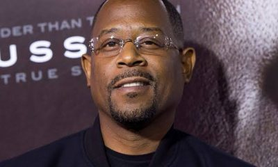 Comedian Martin Lawrence Causes Stir With Massive Weight Gain