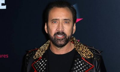 Nicolas Cage Caught On Camera 'Drunk & Rowdy' As He's Kicked Out Of Fancy Vegas Restaurant